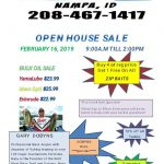 Canyon Marine Open House 2019, Many Specials and Guest Appearance Gary Dobyns